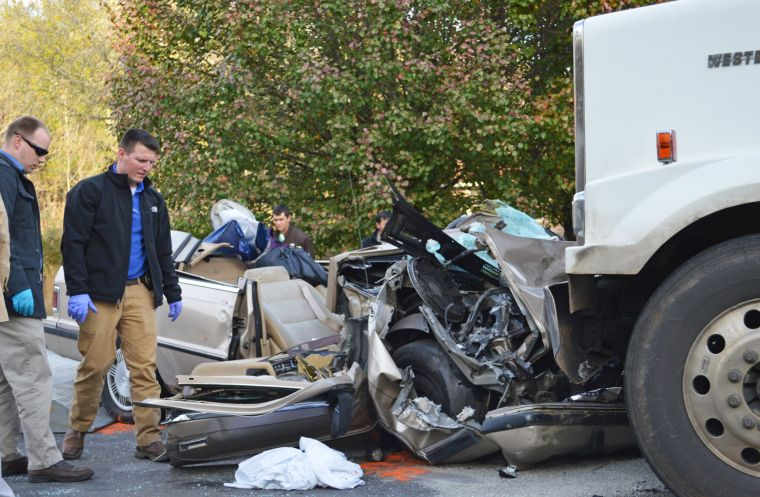 Second victim dies from Alabama 127 wreck | Local News