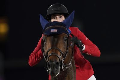 Tokyo Olympics Equestrian