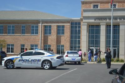 Athens City Schools releases statement to social media
