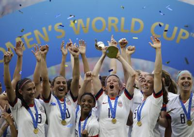 U.S. Women win 4th World Cup title, eye gender equality