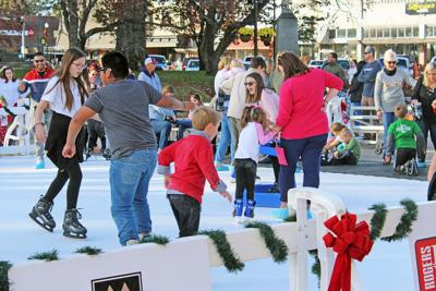 Athens Ice Skating