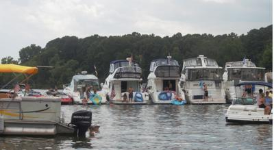 FUN ON THE WATER: 14th annual Elk River Boat party set for July 4