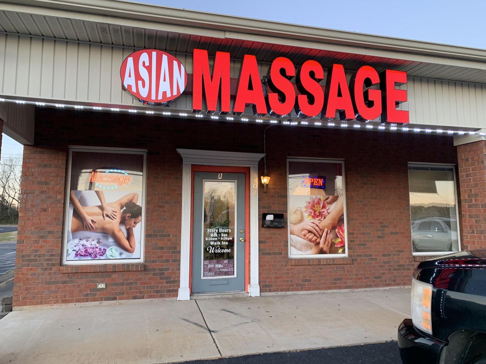Asian Massage Antioch Tn
