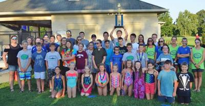 Athens Swim Team enjoys successful season