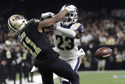 Saints Rams Playoff Lawsuits Football