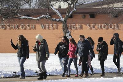 Officer shot Wisconsin high school student who stabbed him