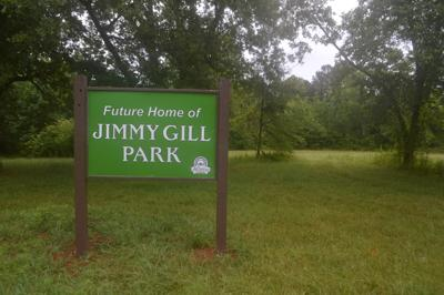 MOVING FORWARD: Groundbreaking for Jimmy Gill Park rescheduled