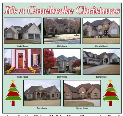 Canebrake Christmas