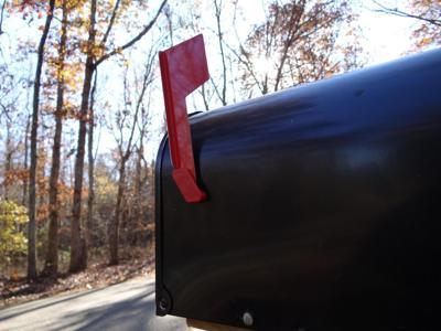 Postal service suspended until further notice