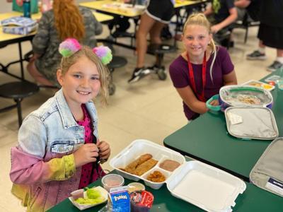 Cedar Hill lunchroom