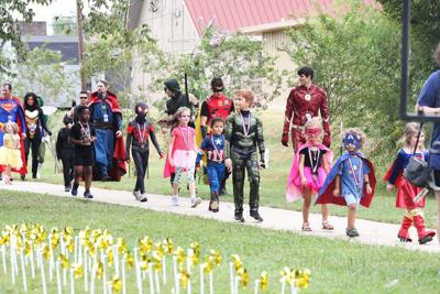 PARTY AT THE PARK: Superhero Day returns Sept. 11