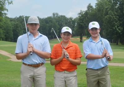 Young golfers find success on the course