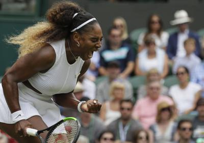 'Something our sport has never seen': Serena to Wimbledon SF
