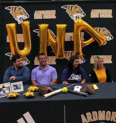 Ardmore's Clem signs with UNA