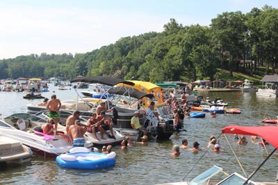 ElK River Boat Party