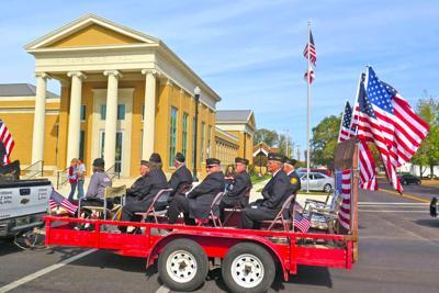 Veterans burial detail