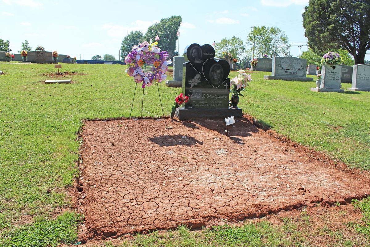 Father forced to remove decorations from grave | Local ...