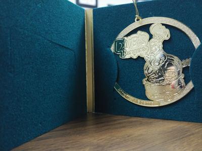 LCHS Dubs ornament