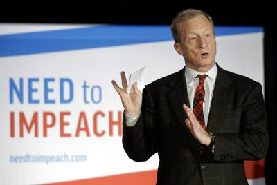 Tom Steyer launches 2020 campaign after saying he wouldn't