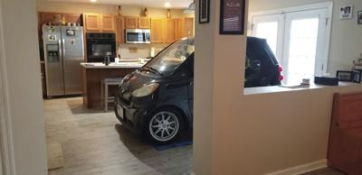 Tropical Weather Smart Car