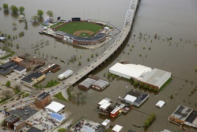 Spring Flooding Davenport