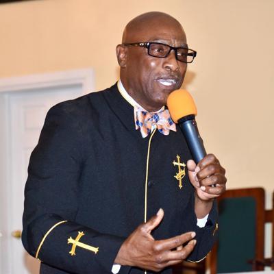 The Rev. Harold Goodloe