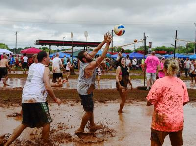 Mud Volleyball For a Cure returns in July