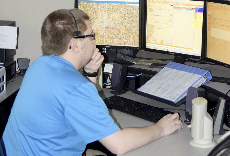 Pinpointing cellphone users Enid 911 center employs new location software