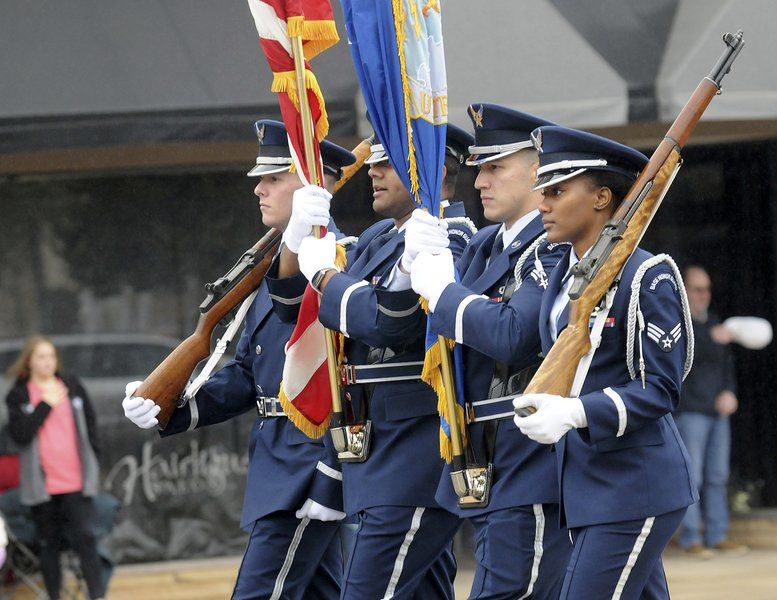 Veterans Day Parade set for Saturday in downtown Enid