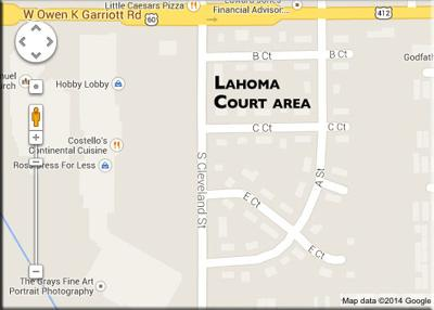 Lahoma Court addition