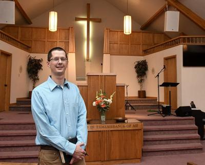 Early call: Garland Road Baptist Church pastor called to ministry as a teen