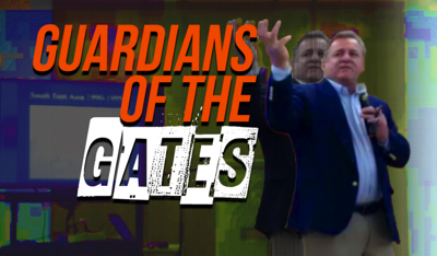GUARDIANS OF THE GATES