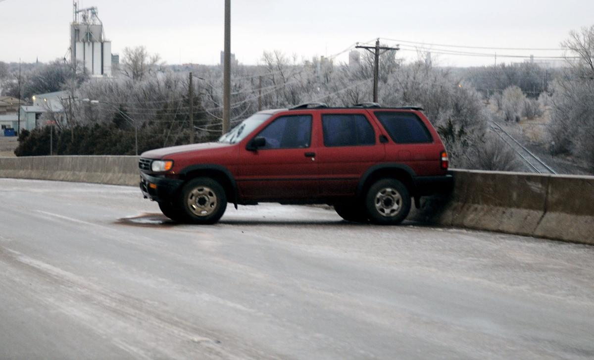 UPDATED: Accidents blamed on icy conditions | News