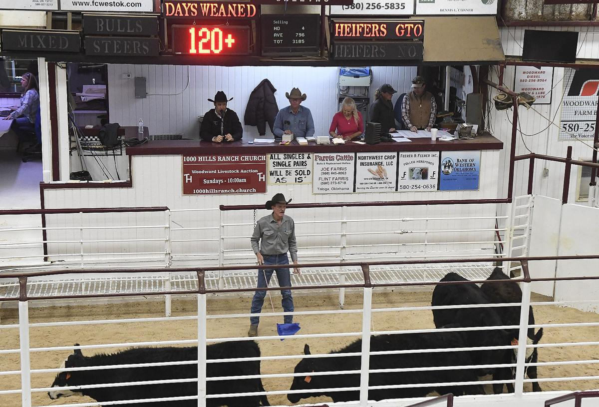 Woodward cattleman helps others in need | Progress