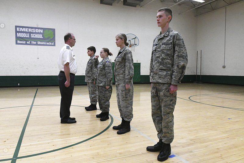 Civil Air Patrol seeking new members, youth and adult, in Enid