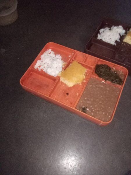 Oklahoma spends less than $1 per prison meal