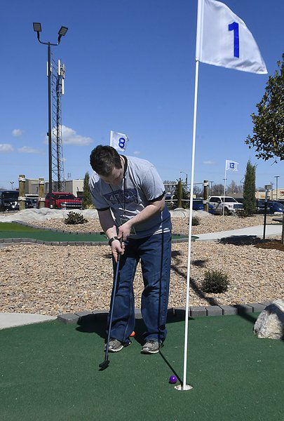 4RKids Foundation unveils new mini golf course