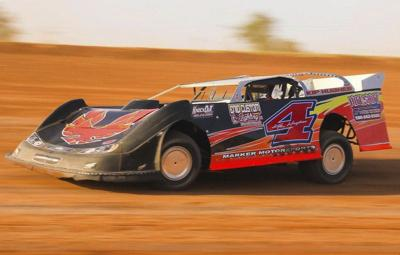 Hughes puts points lead on the line Saturday at Enid Speedway