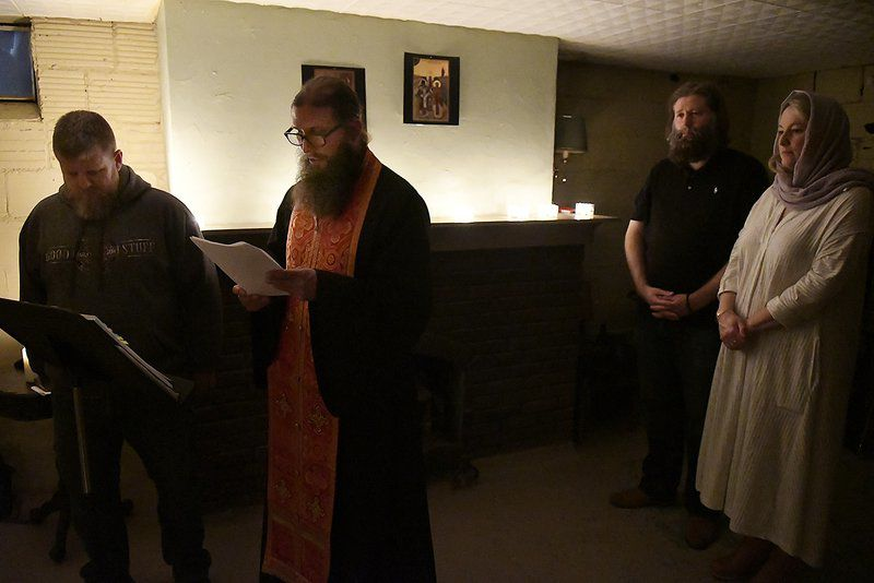 Orthodox Church now hosting regular services in Enid