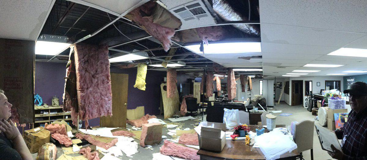 Newkirk damage