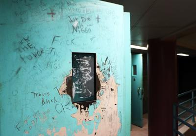 Oklahoma County jail's poor design contributes to safety, security