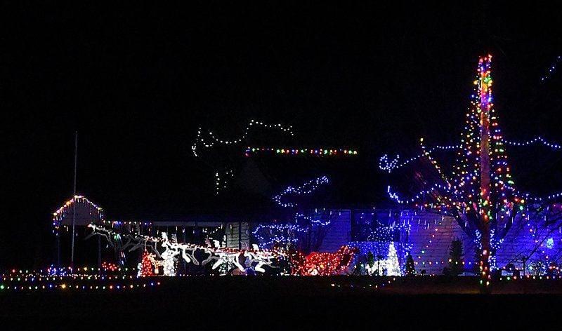 christmas lights to explore around the area - Chickasha Christmas Lights