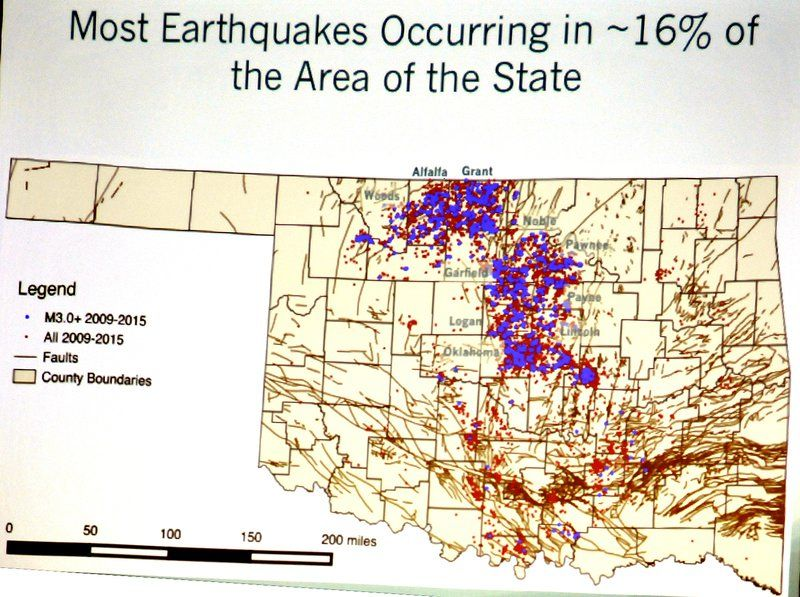 OGS director says Oklahoma has decreased seismicity | Local News ...