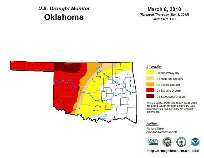 Drought worsens in Northwest Oklahoma | Local News | enidnews.com