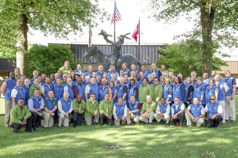 Chaplains bring pastoral work to the production floor at Tyson Foods
