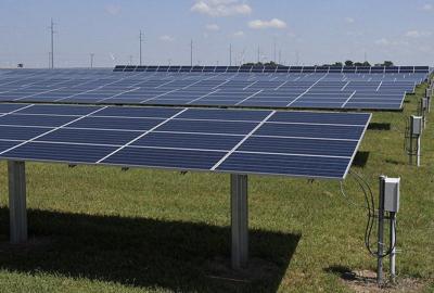 Senator studying solar energy in schools | State | enidnews com
