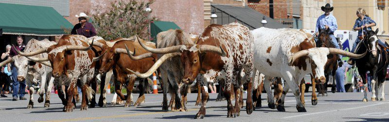 Cherokee Strip Celebration comes to downtown Enid this weekend