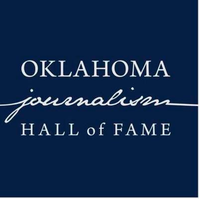 Oklahoma Journalism Hall of Fame to induct 22