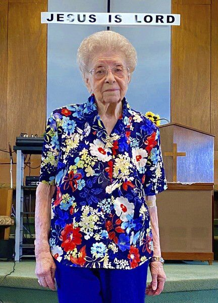Nazarene pianist retires after 84 years at the keyboard