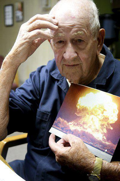 Atomic veteran continuing the fight for benefits after denial from VA